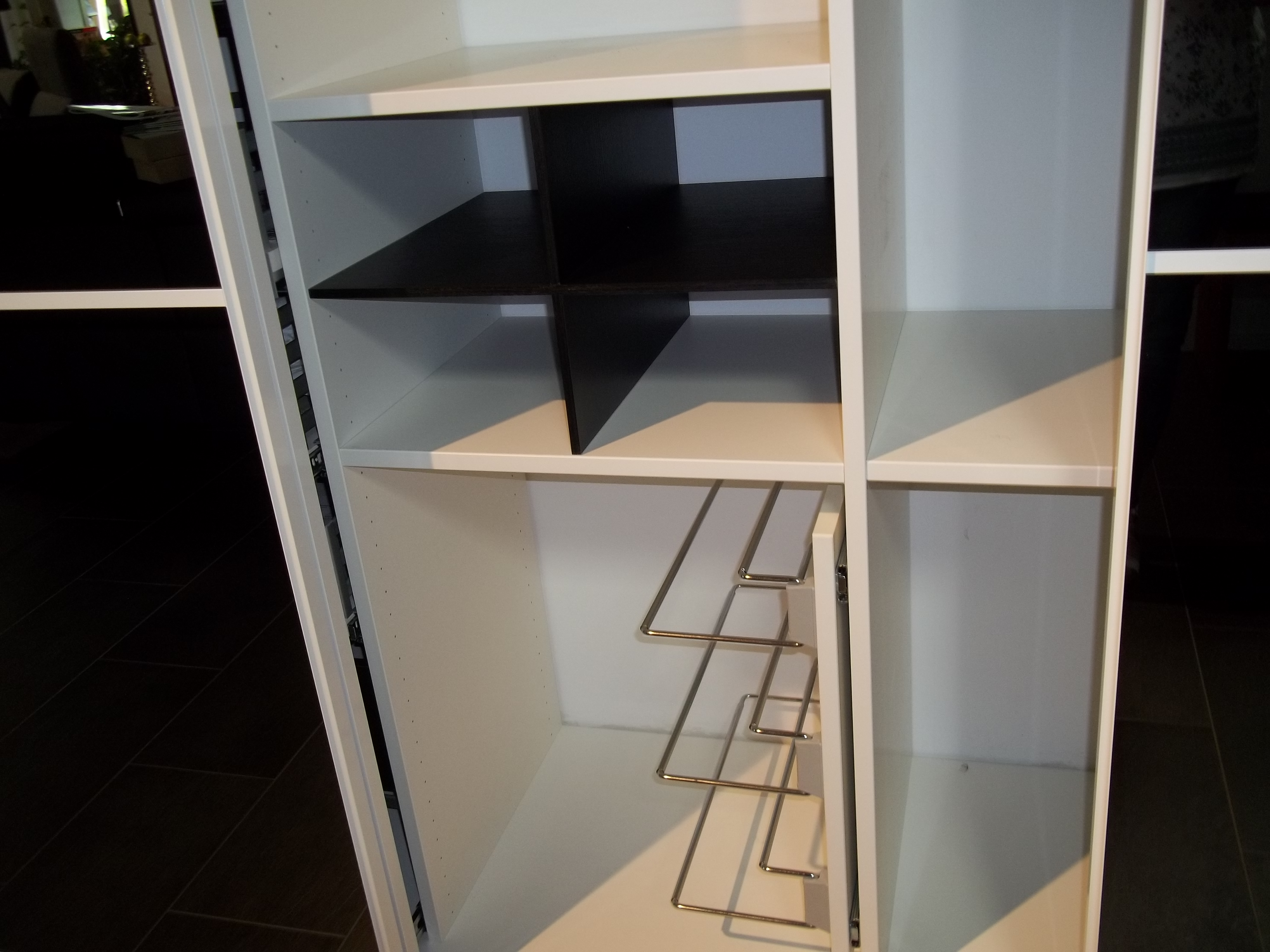 mein ausstellungsst ck schiebet ren schrank. Black Bedroom Furniture Sets. Home Design Ideas