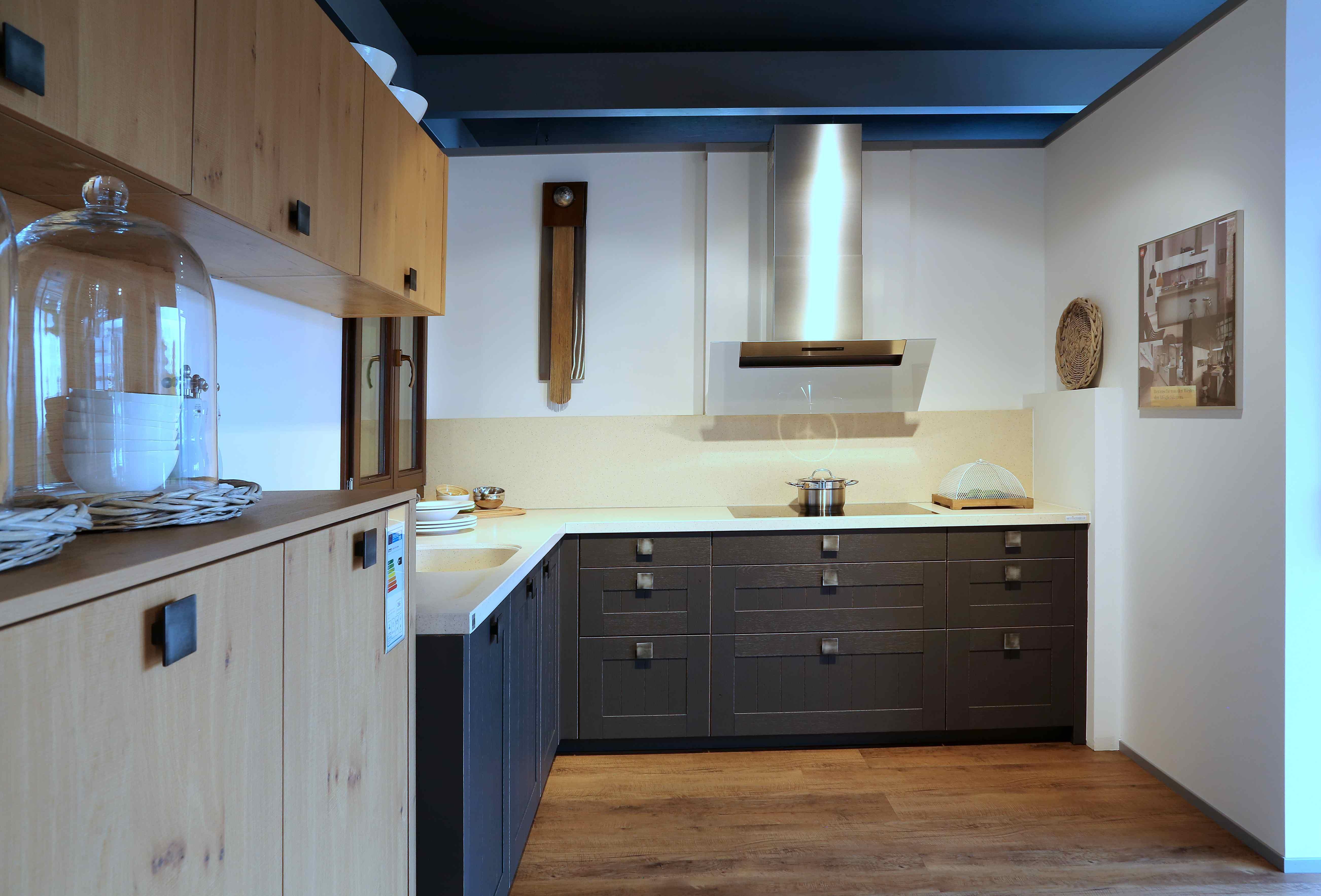 mein ausstellungsst ck k che avalon castel eiche. Black Bedroom Furniture Sets. Home Design Ideas
