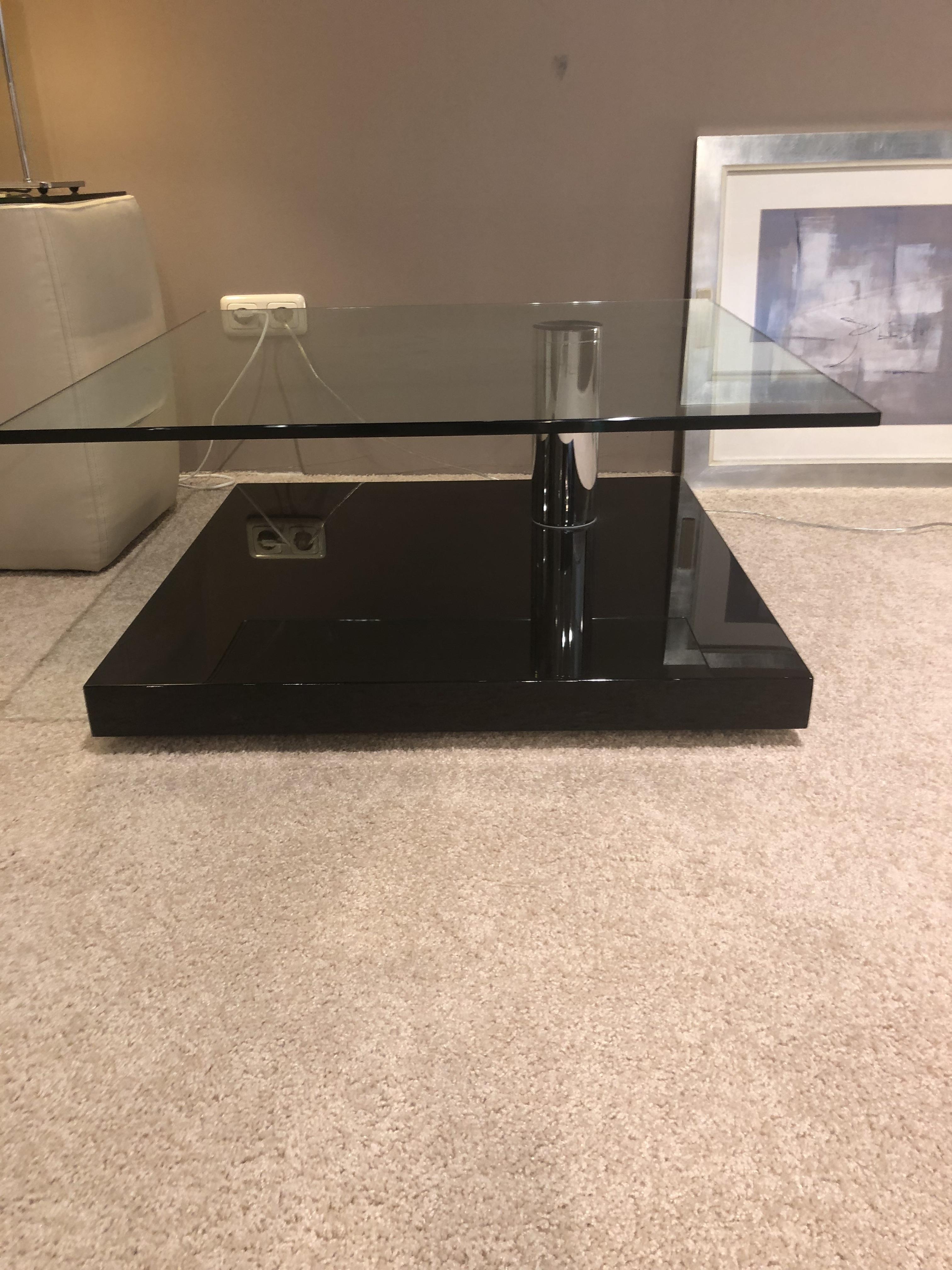 mein ausstellungsst ck aera couchtisch 2250 c90. Black Bedroom Furniture Sets. Home Design Ideas