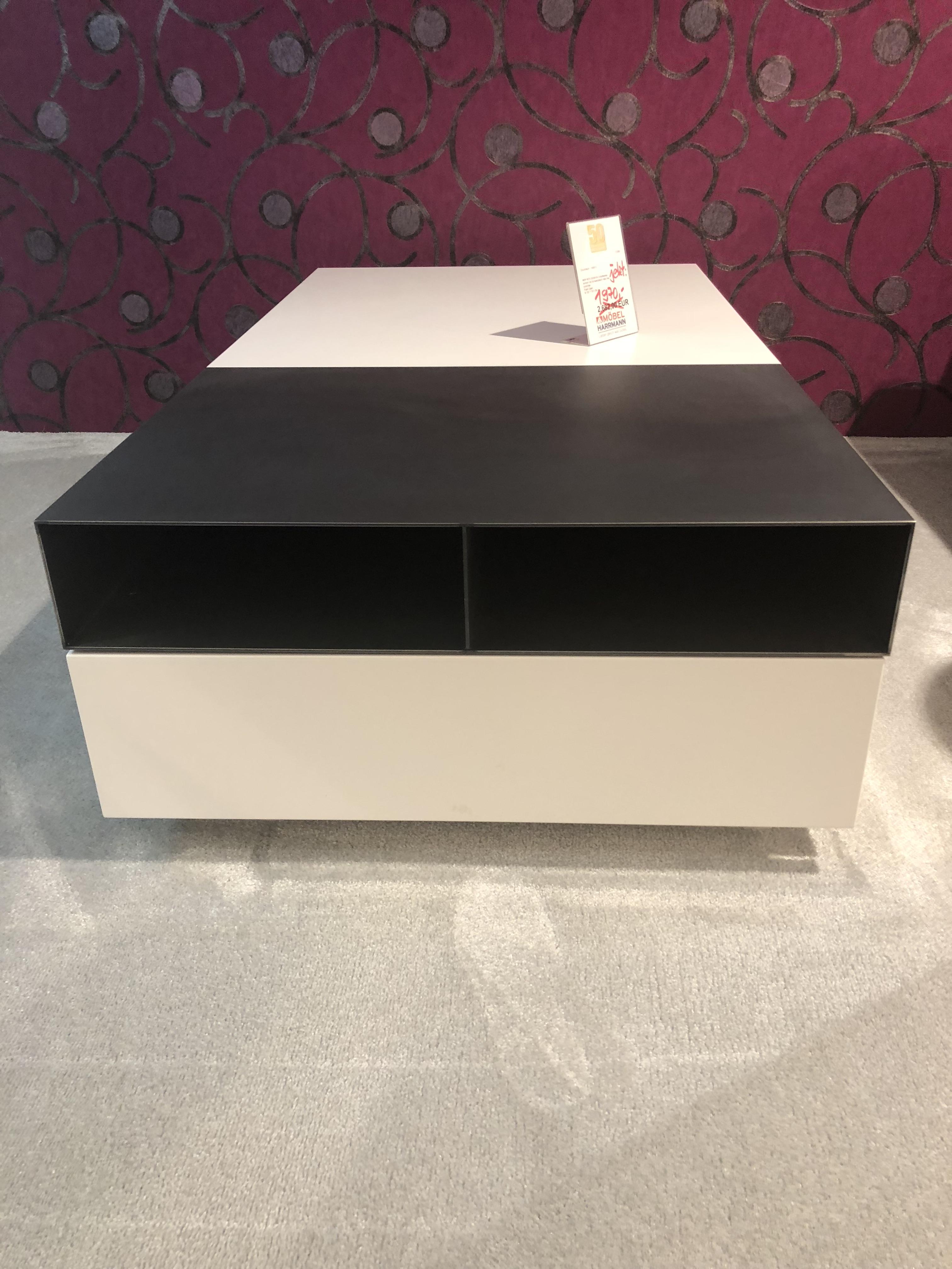 mein ausstellungsst ck aera couchtisch. Black Bedroom Furniture Sets. Home Design Ideas