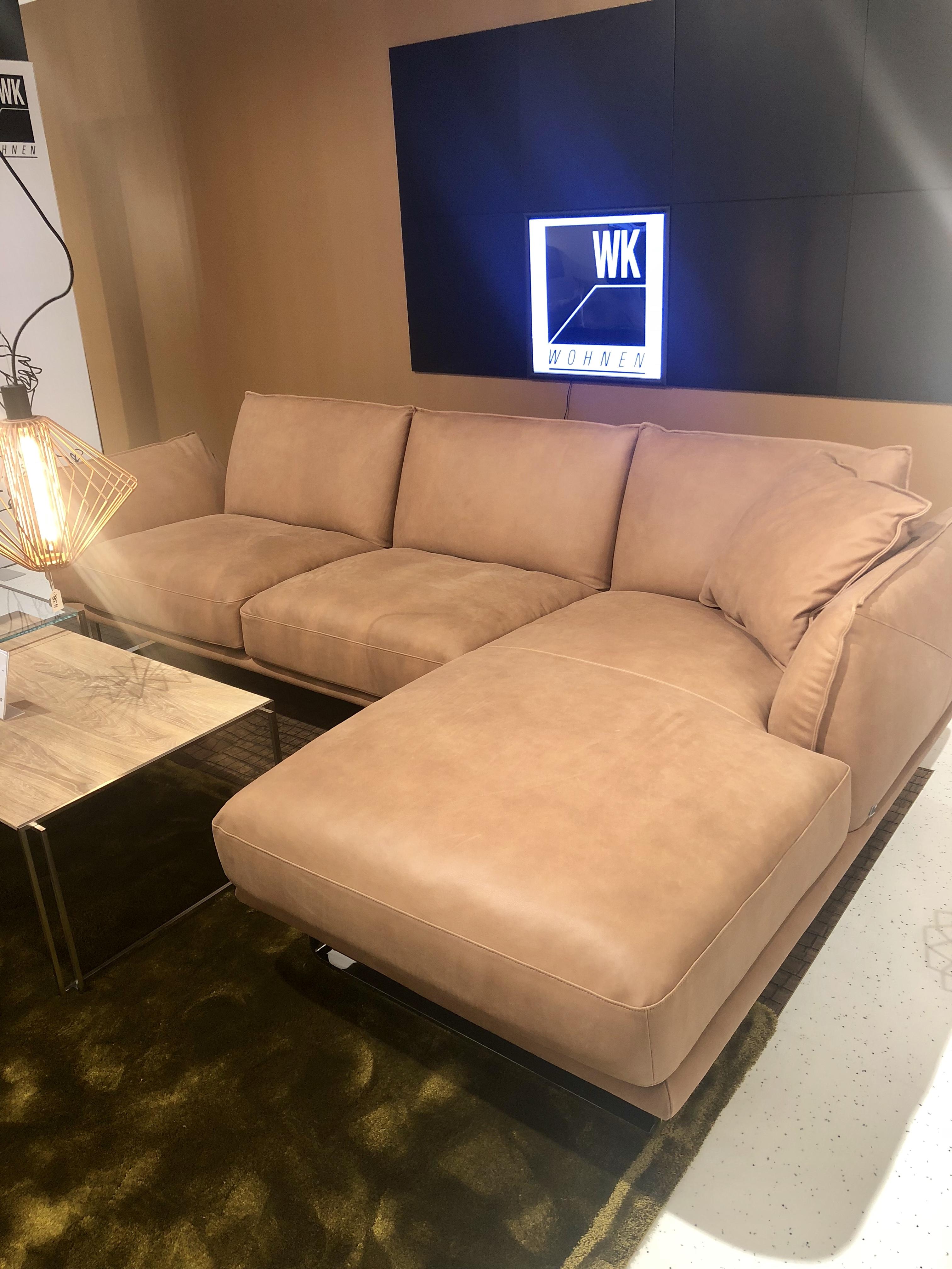 mein ausstellungsst ck wk eckgarnitur sienna 667. Black Bedroom Furniture Sets. Home Design Ideas