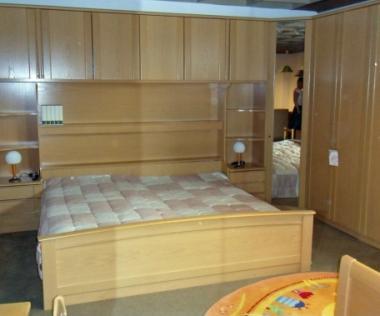 Mein Ausstellungsstück: Überbauschlafzimmer von Nolte