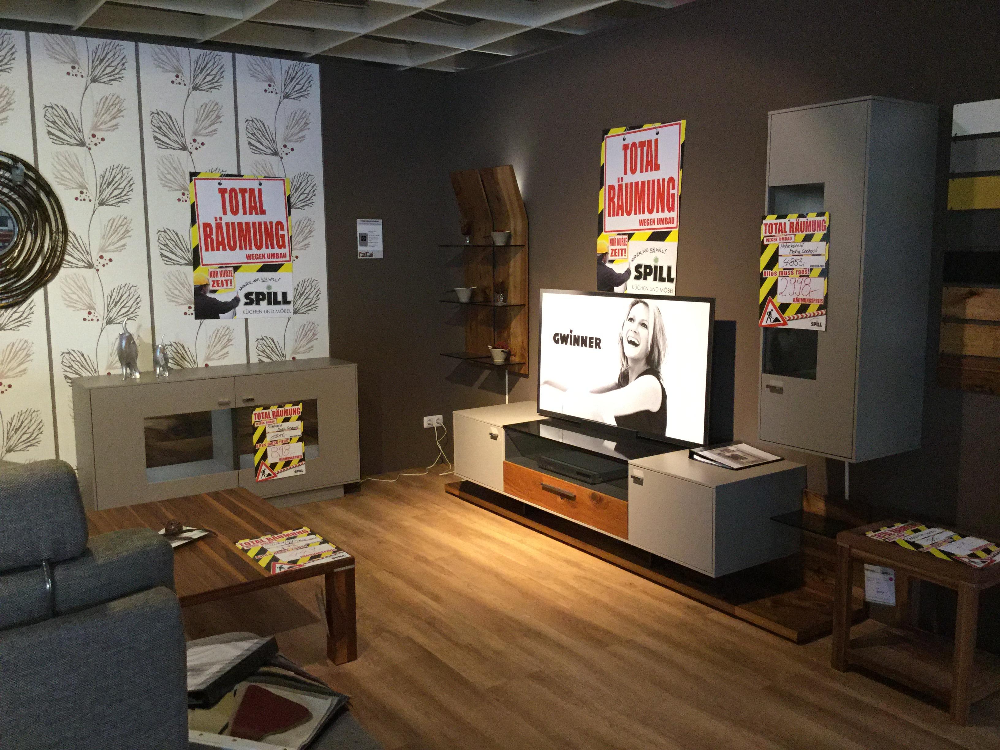 Mein Ausstellungsstuck Gwinner Wohnkombi Mediaconcept