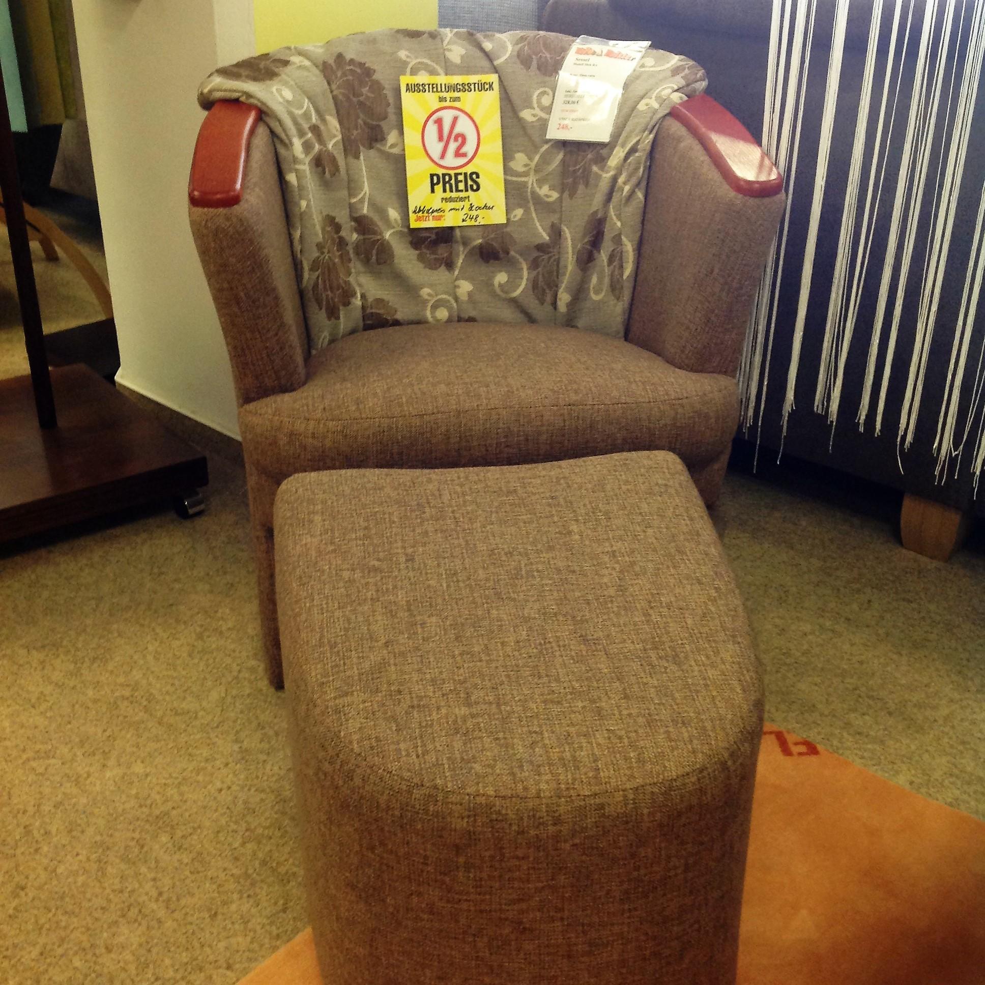Mein Ausstellungsstuck Sessel