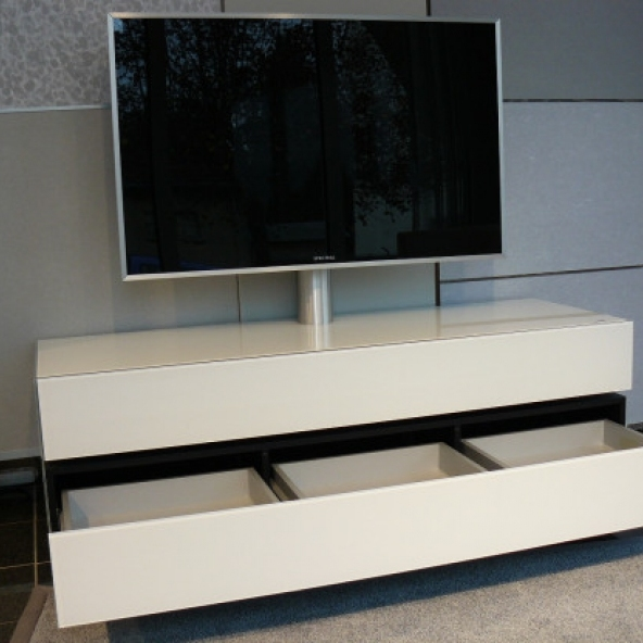 brick hifi tv rack