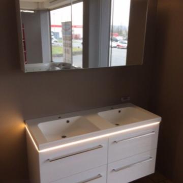 mein ausstellungsst ck badezimmer. Black Bedroom Furniture Sets. Home Design Ideas